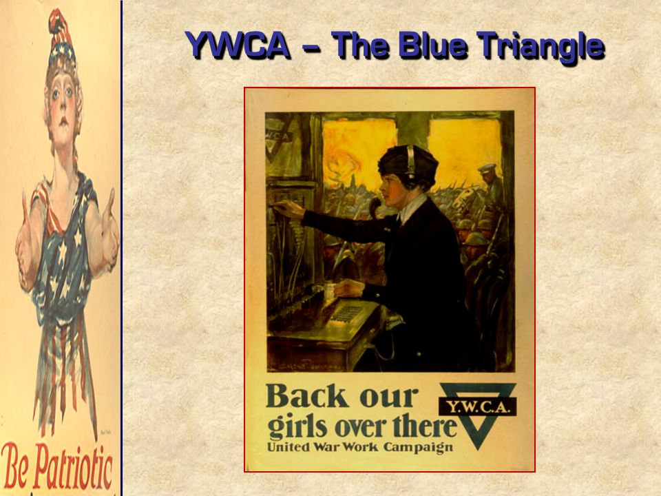 YWCA – The Blue Triangle