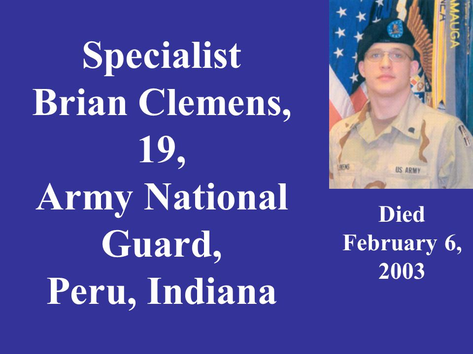Sergeant Robert E.Colvill, Jr., 31, U. S.