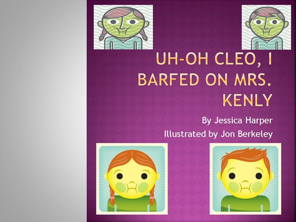  Main Character – Cleo  Mrs.Kenly  Katy Kenly  Courtney Kling  Mr.