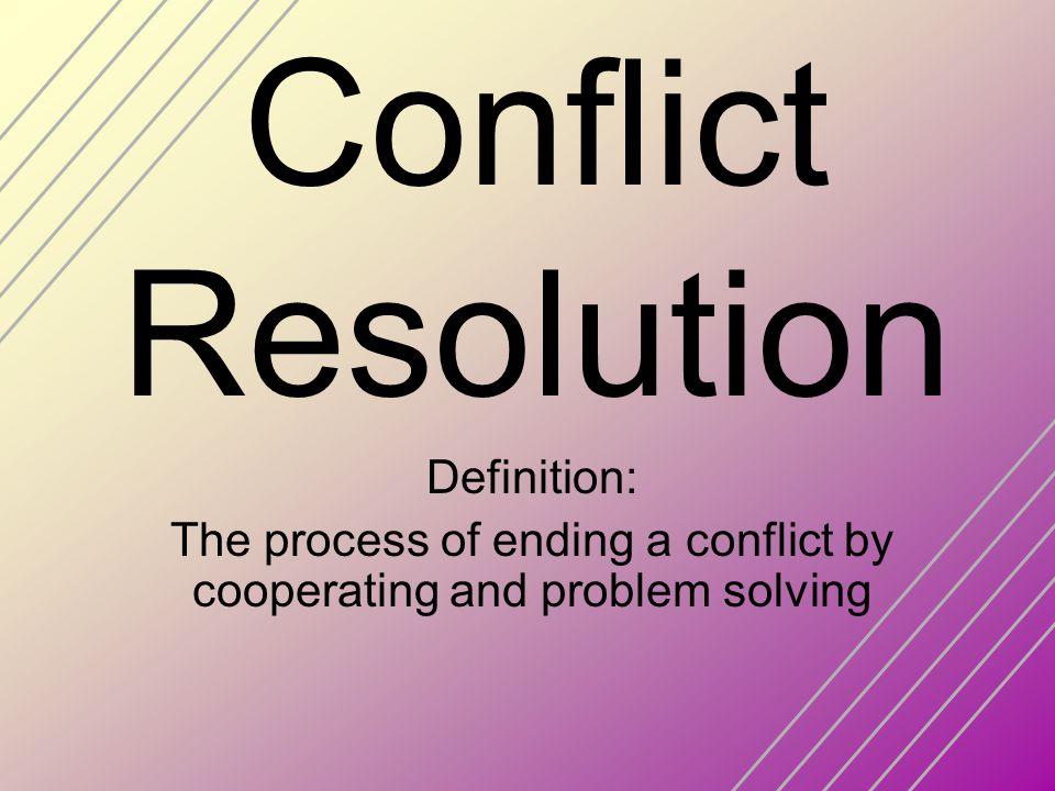 Objectives 1.Define tolerance.2.Define negotiation.