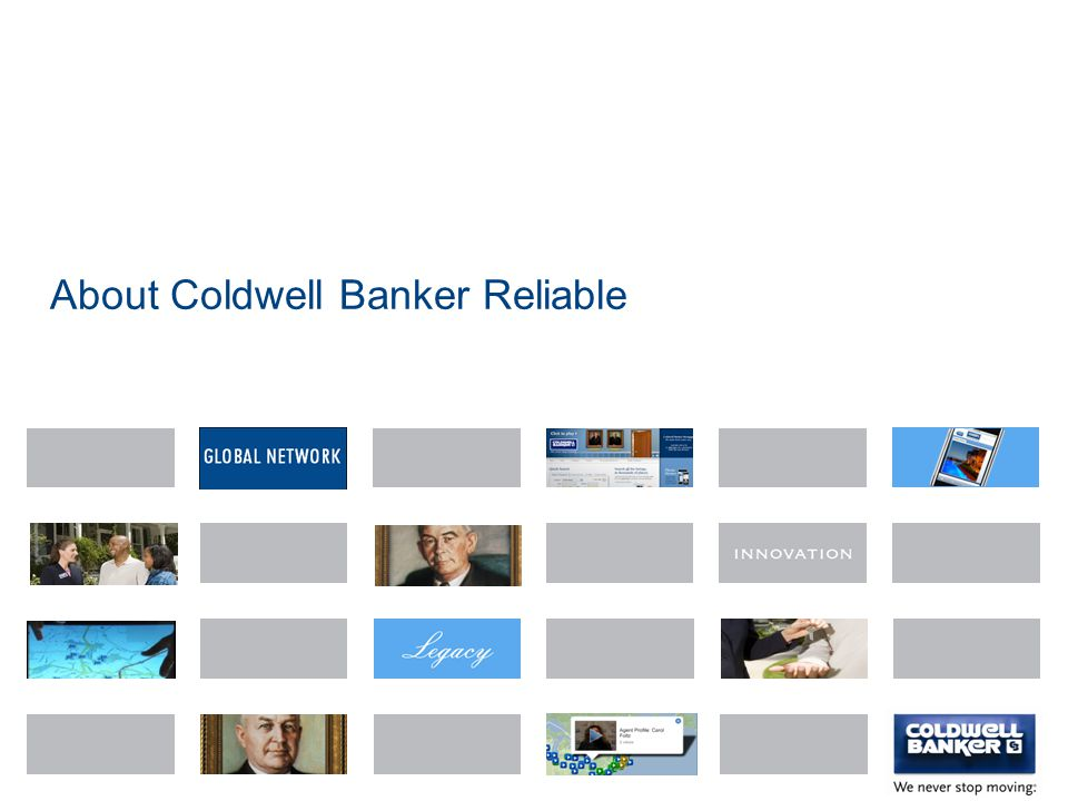 About Coldwell Banker Reliable