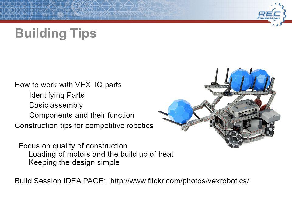 Programming Modkit which is based on Scratch –http://www.modk.it/http://www.modk.it/ Robot C developed at Carnegie Mellon –http://www.robotc.net/