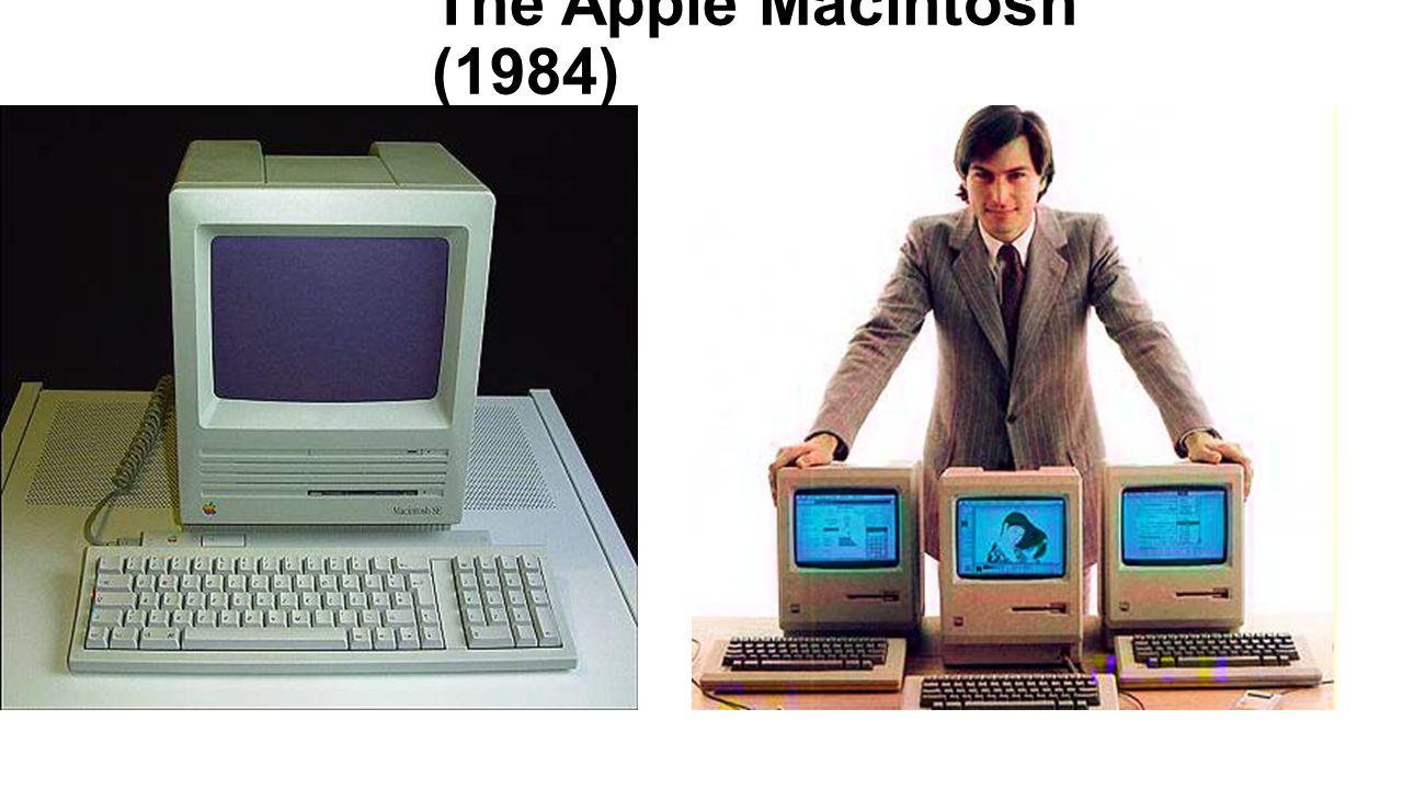 The Apple Macintosh (1984)