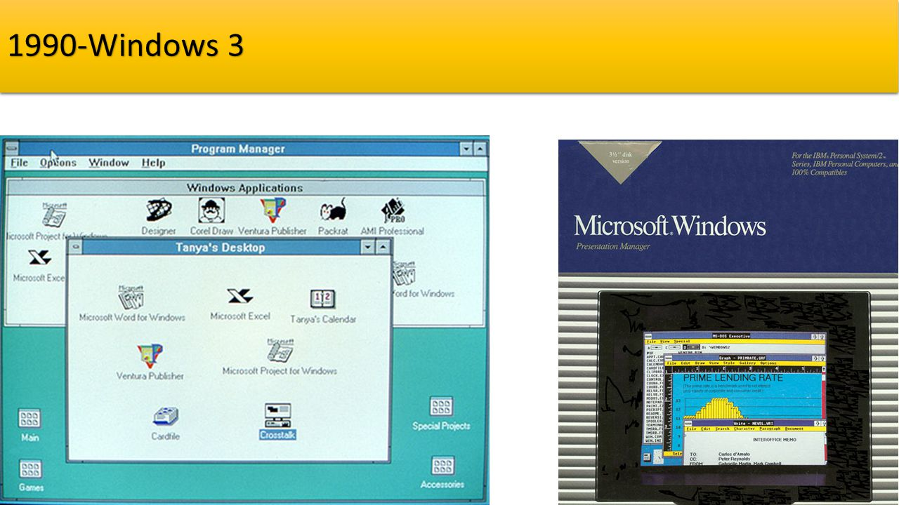 1990-Windows 31990-Windows 3