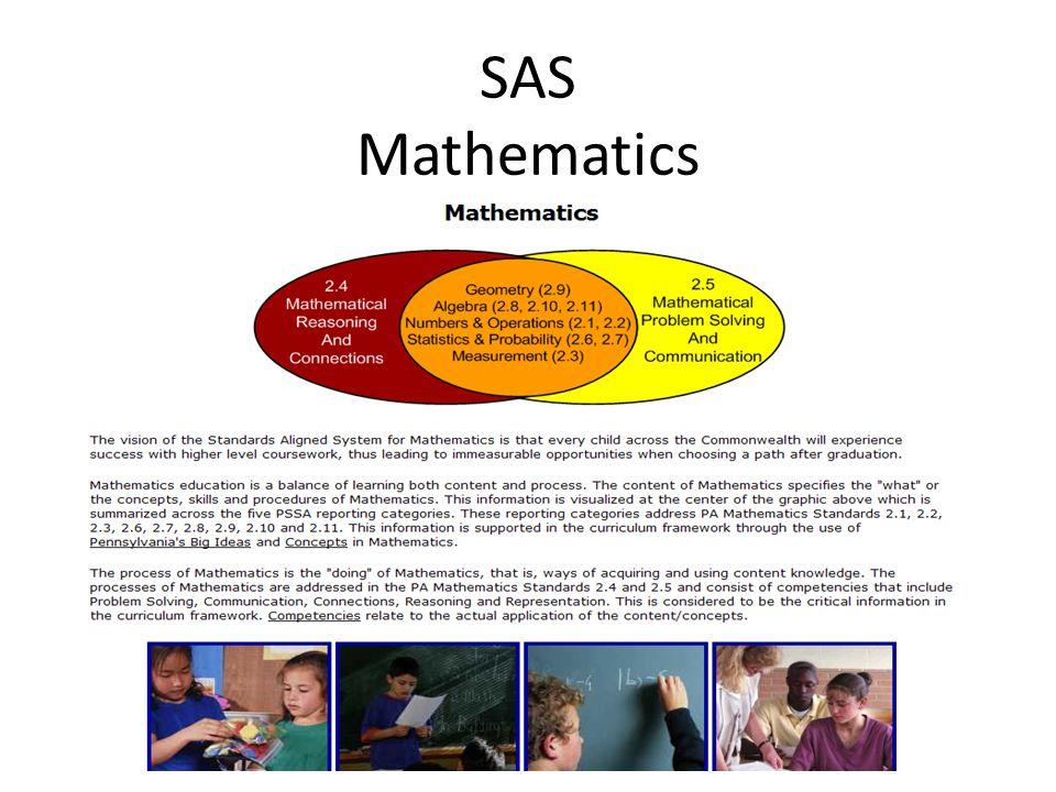 SAS Mathematics