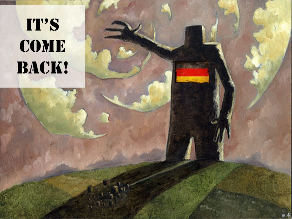 It's come back!