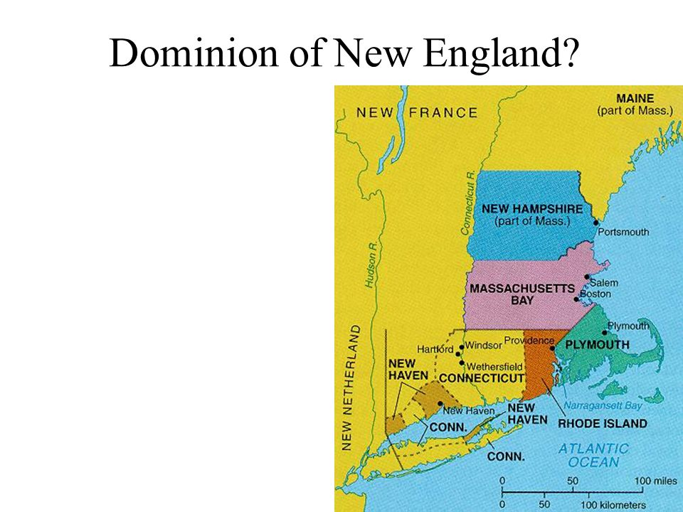 Dominion of New England?