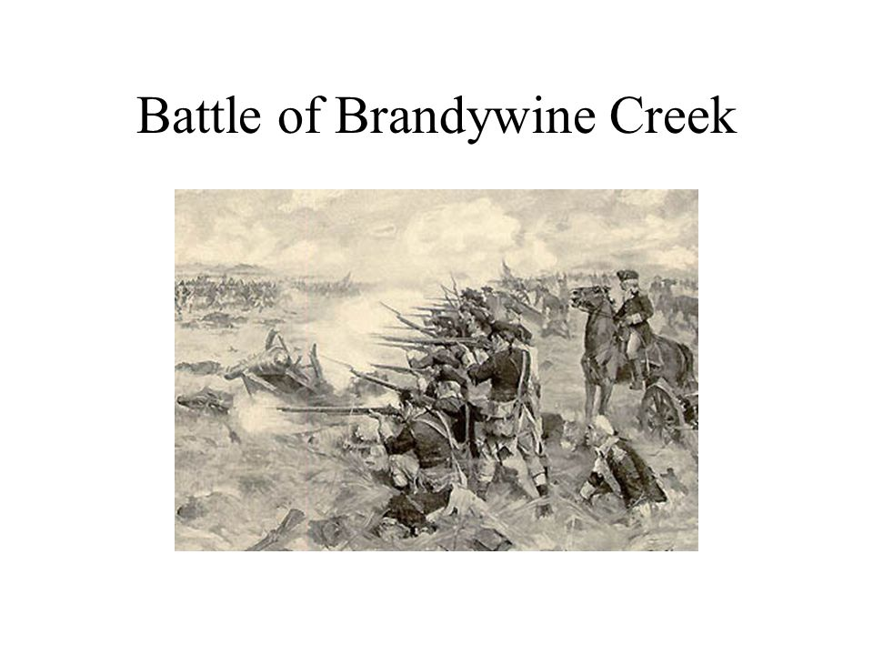 Battle of Brandywine Creek