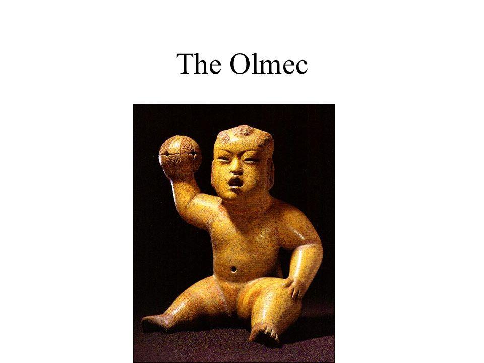 The Olmec