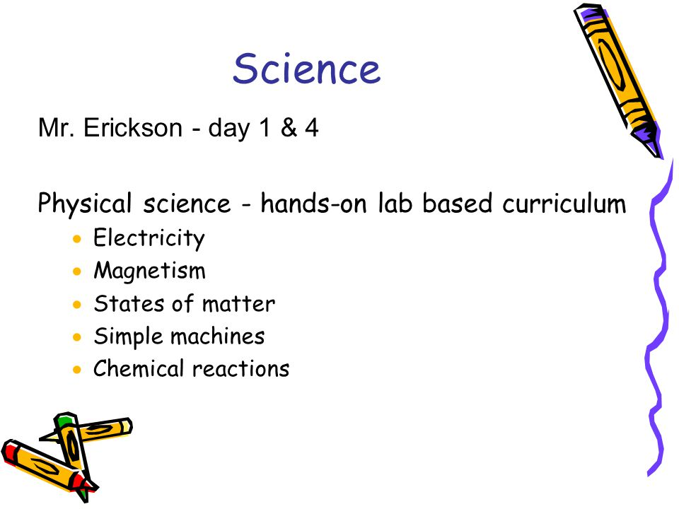 Science Mr.