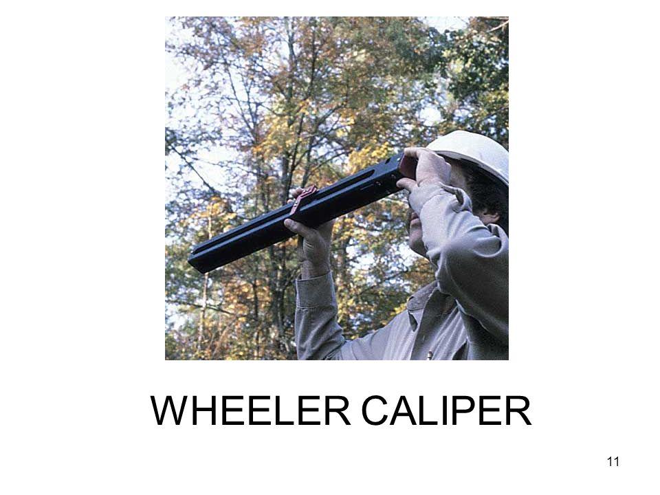 WHEELER CALIPER 11
