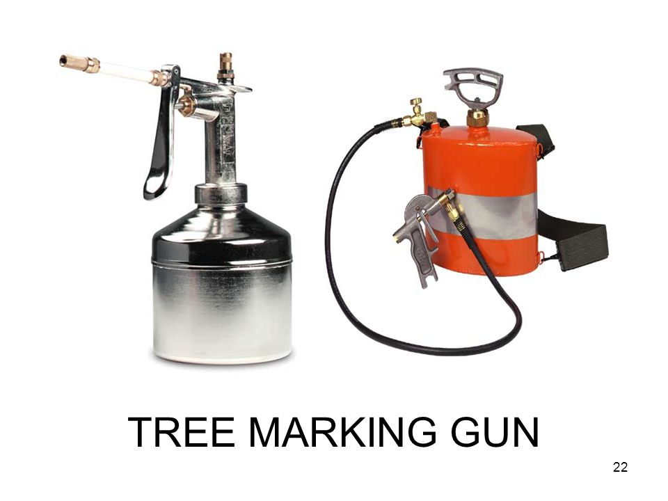 TREE MARKING GUN 22