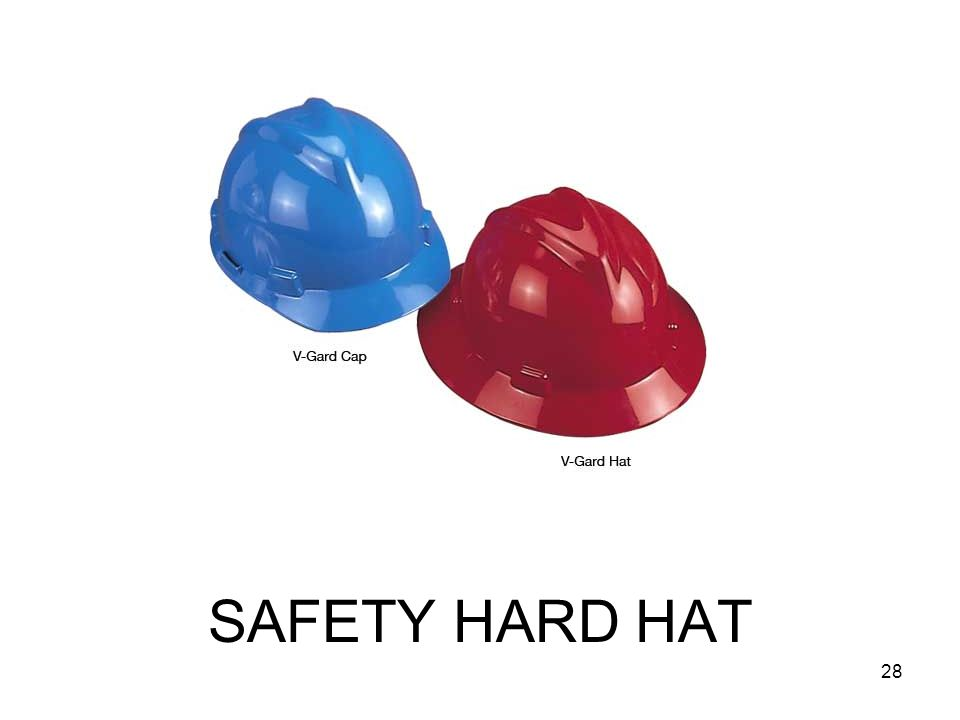 SAFETY HARD HAT 28