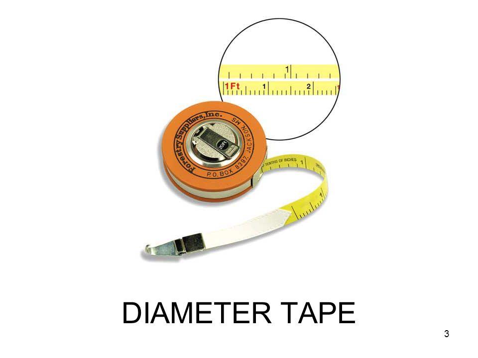 DIAMETER TAPE 3