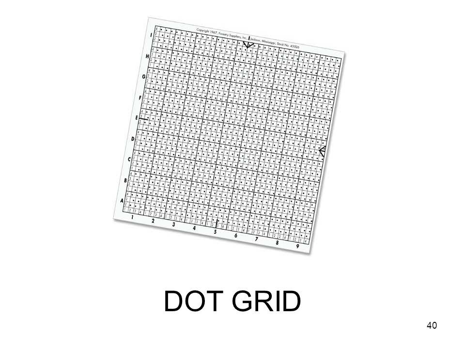 DOT GRID 40