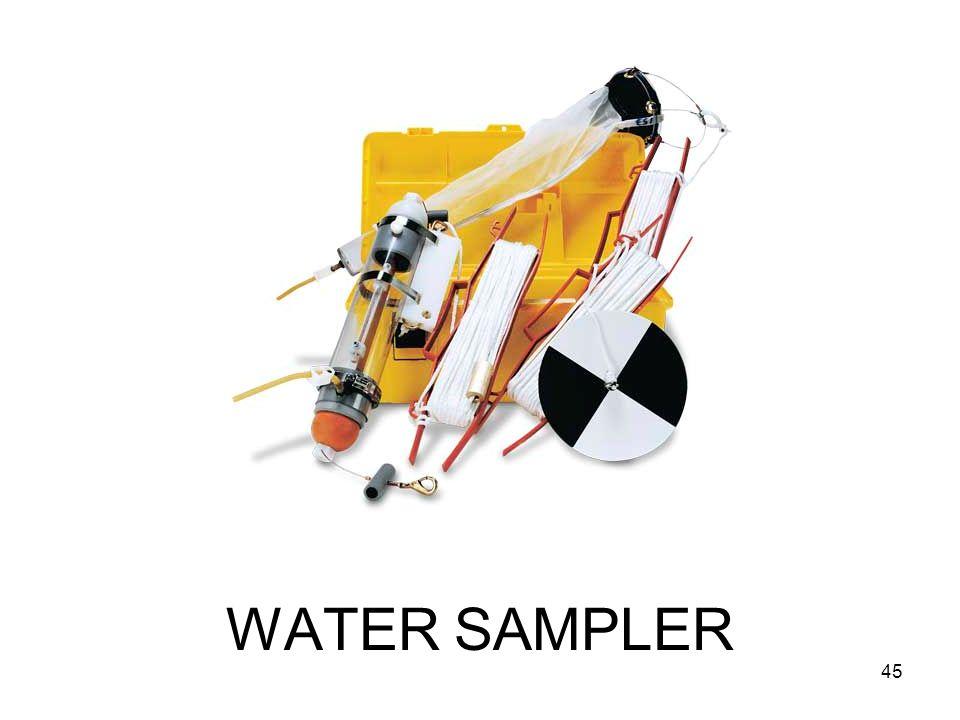 WATER SAMPLER 45
