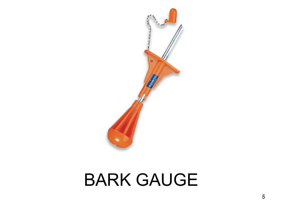 BARK GAUGE 5