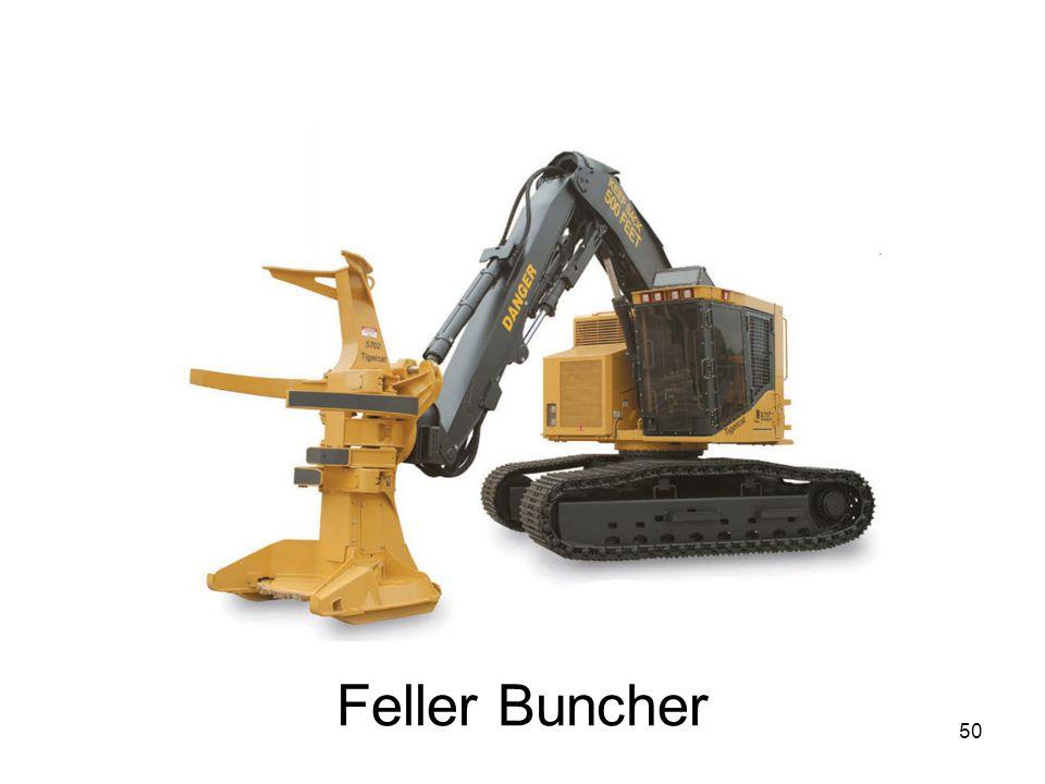 Feller Buncher 50