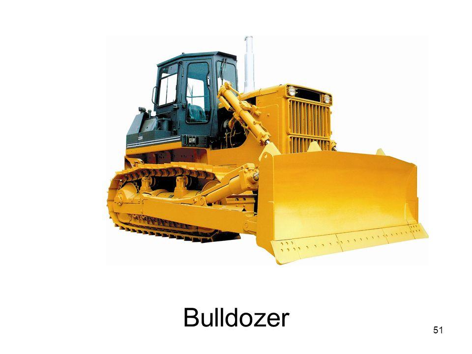 Bulldozer 51
