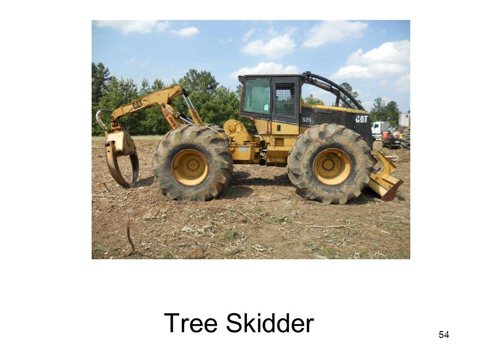 Tree Skidder 54
