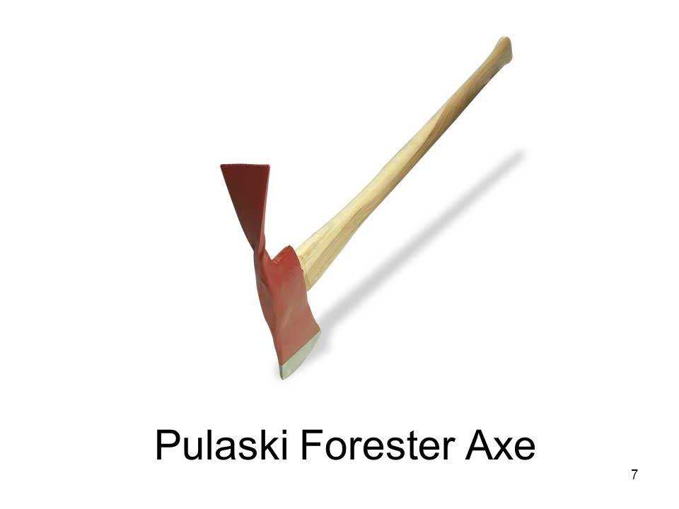 Pulaski Forester Axe 7