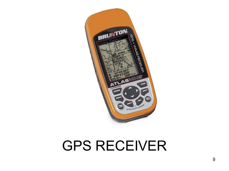 GPS RECEIVER 9