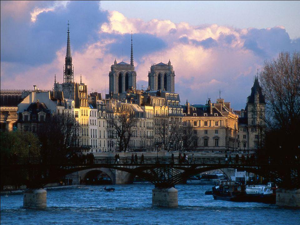 Notre Dame at Sunrise, Paris, France