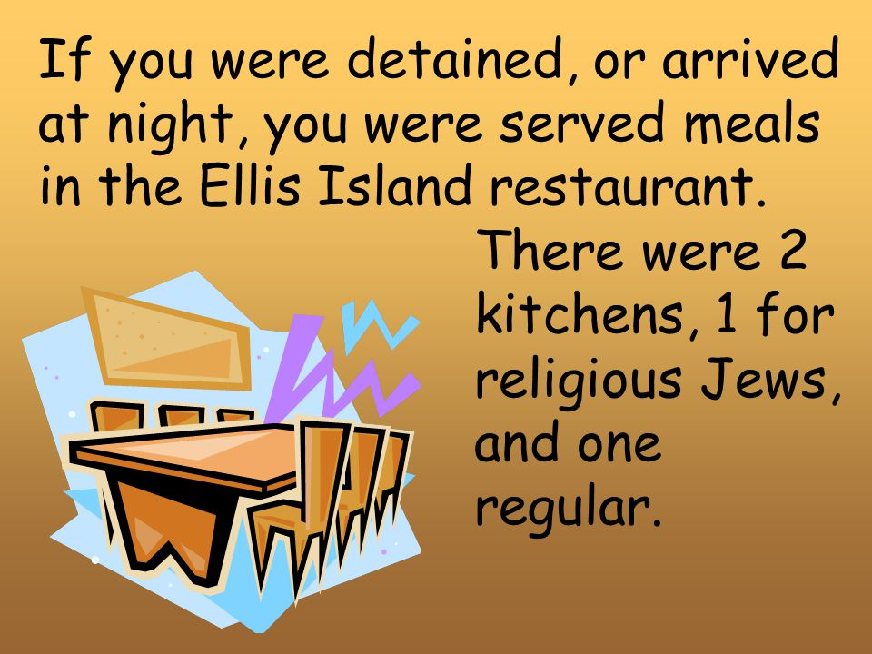 How long did you stay at Ellis Island? Most people were questioned, examined, and ready to leave the island after three to five hours.