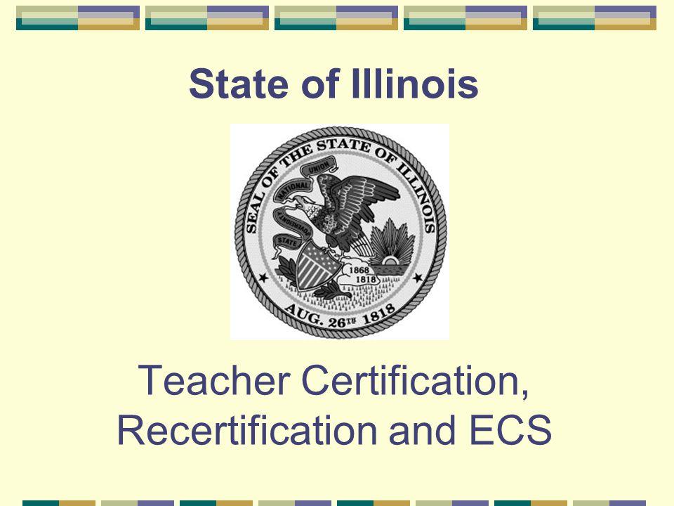 Current Certification System Became effective on Feb.