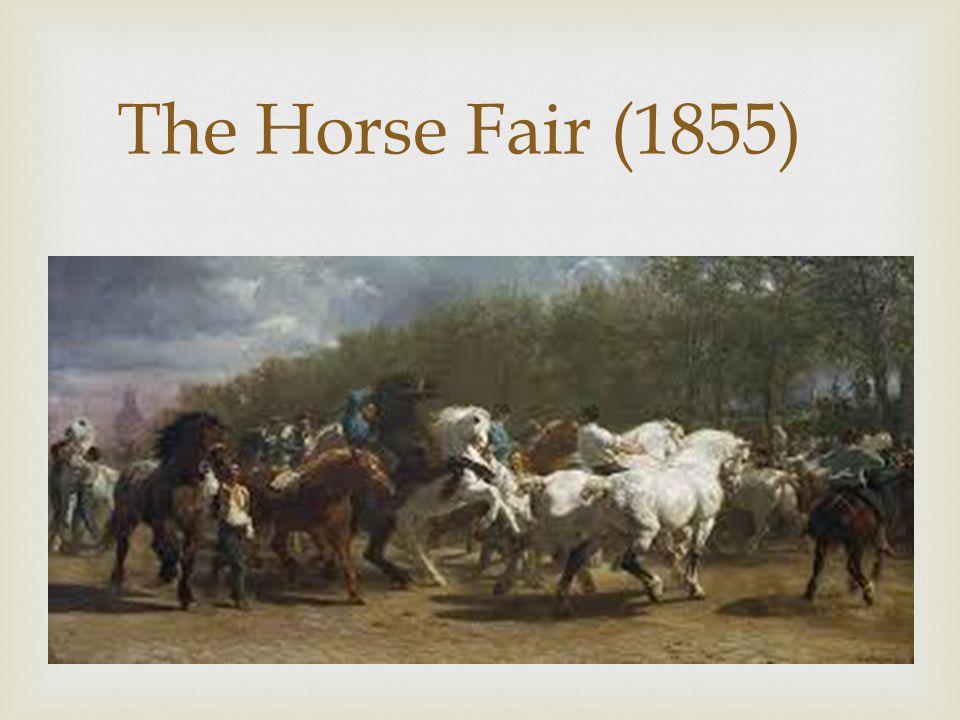 The Horse Fair (1855)