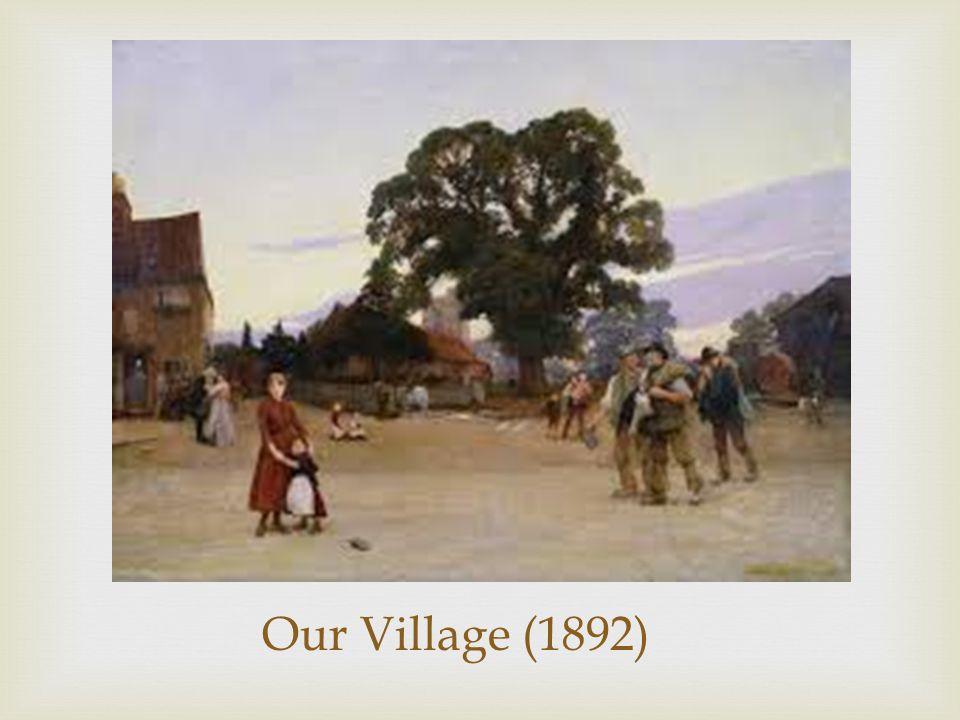 Our Village (1892)