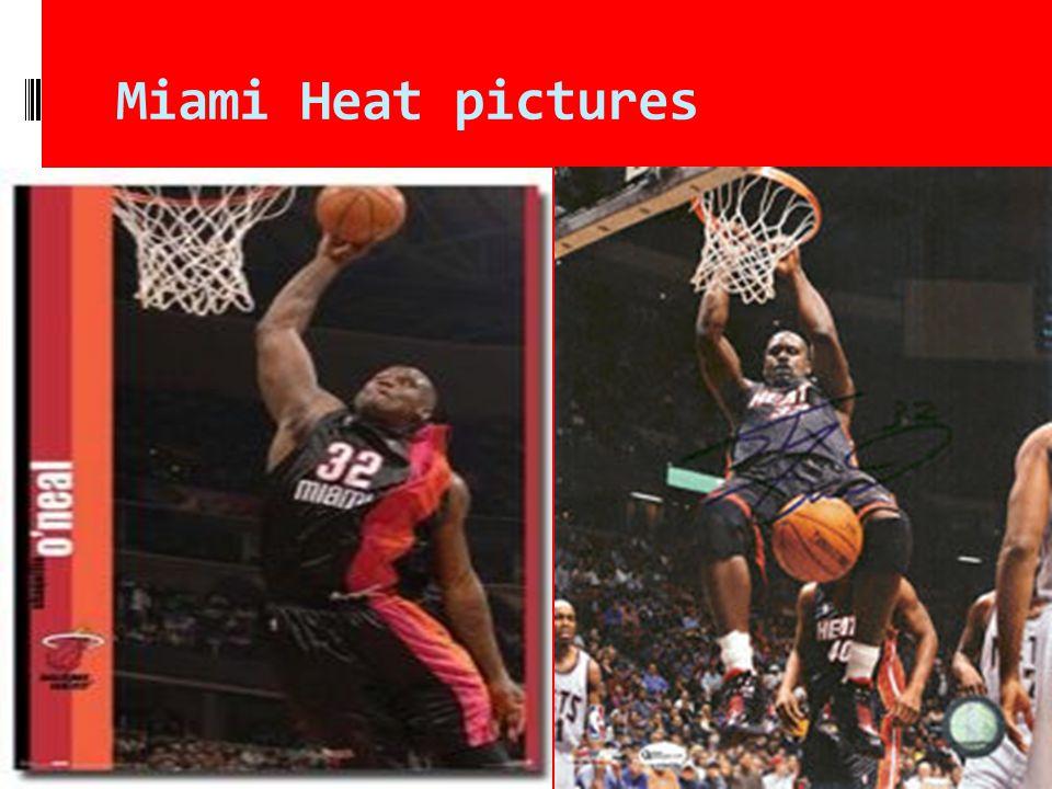 Miami Heat pictures