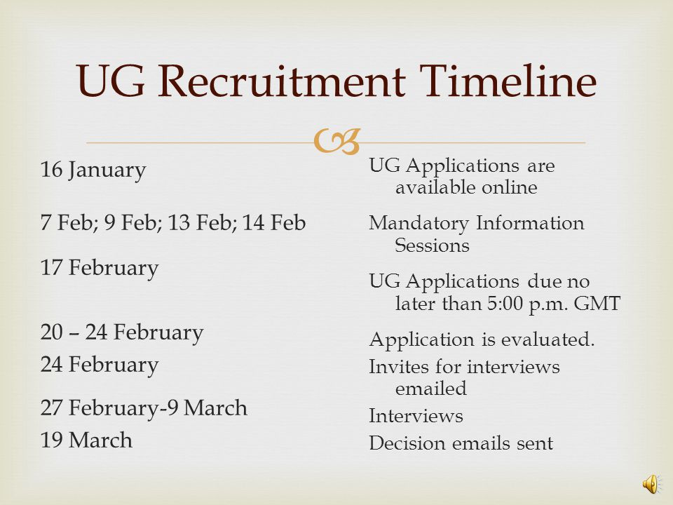 2012-2013 Resident Assistant Recruitment and Selection Process (Presentation Pt 2)