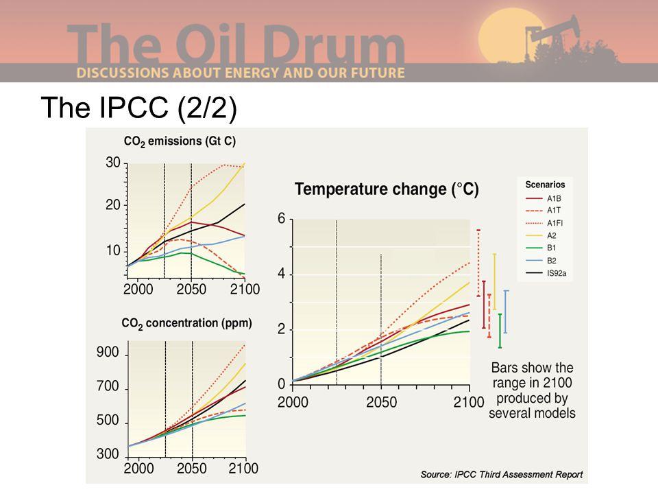 The IPCC (2/2)