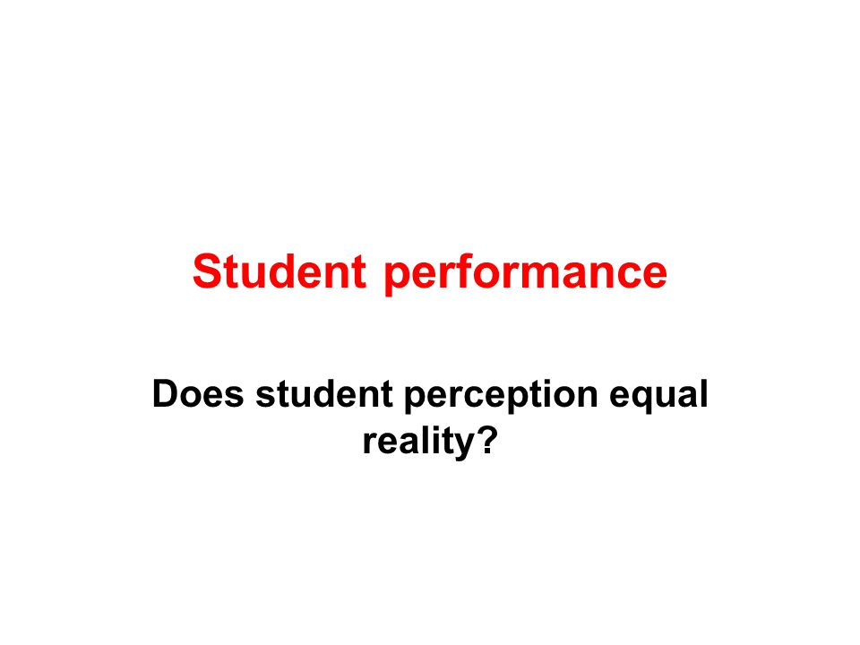 Student perception One reason is that students believe PowerPoint has a positive effect on lectures, especially in helping them take notes and study for exams.