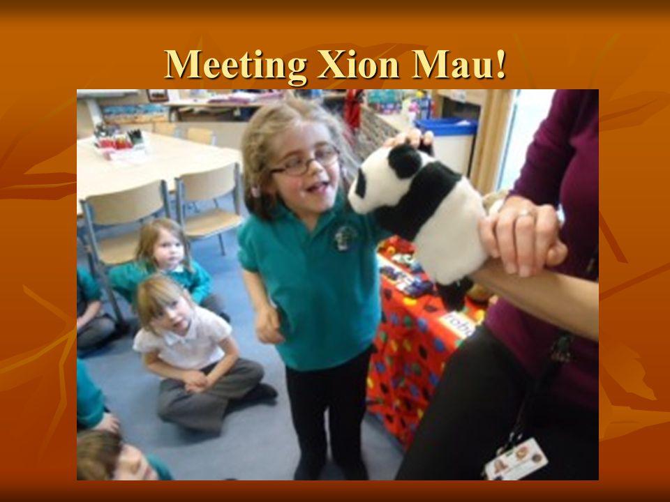 Meeting Xion Mau!
