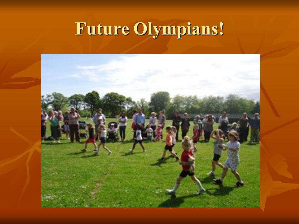 Future Olympians!