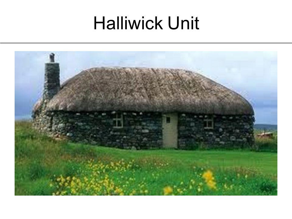 Halliwick Unit