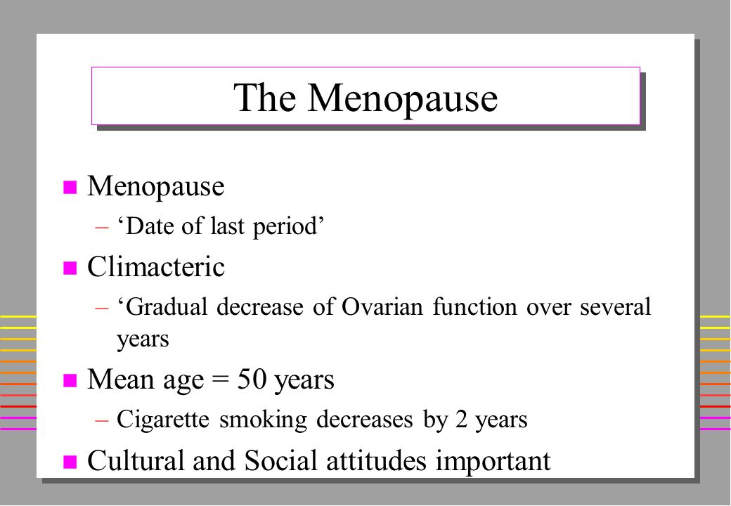 PMS Management n Severe –SSRI Fluoxetine 20mg/day –Oestrogen therapy - HRT doses and increase, use cyclical progestogen in women with uterus - dydroge