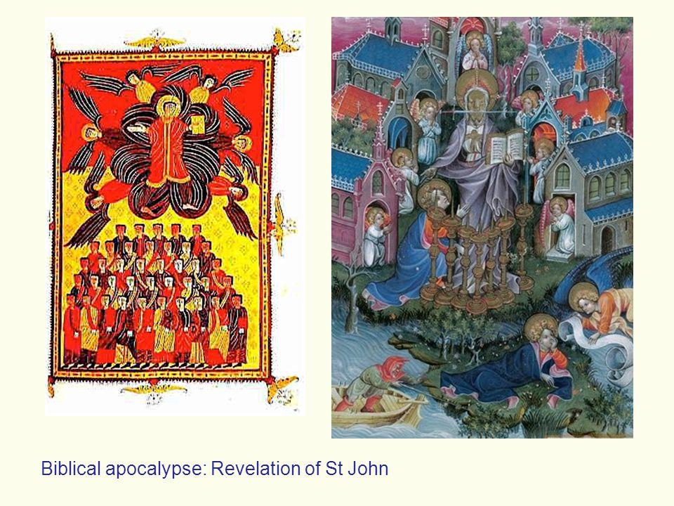 Biblical apocalypse: Revelation of St John