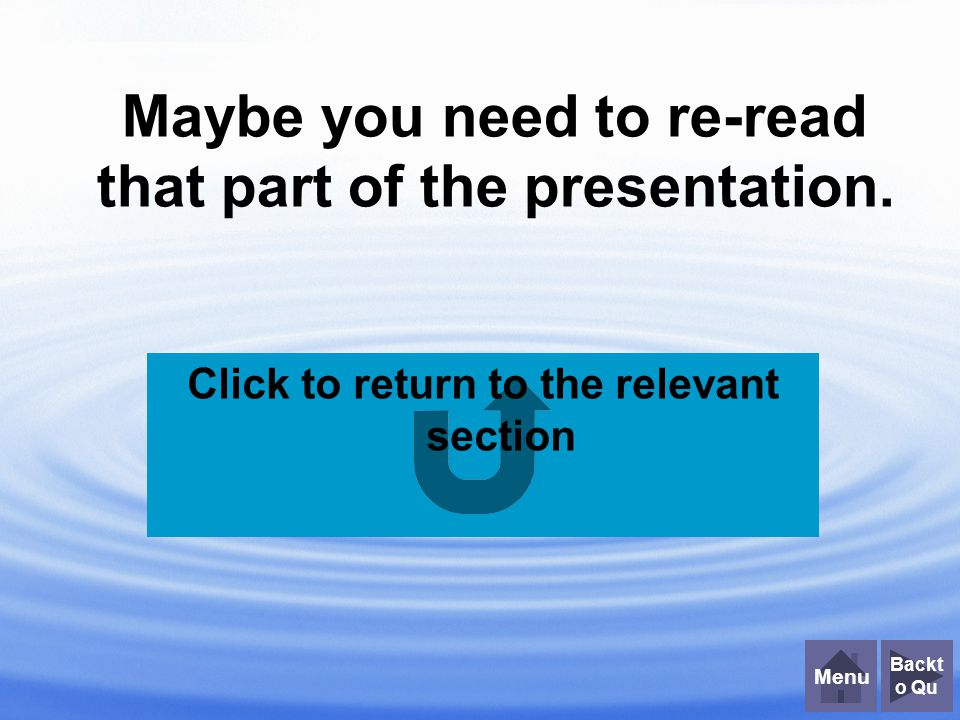 Maybe you need to re-read that part of the presentation.