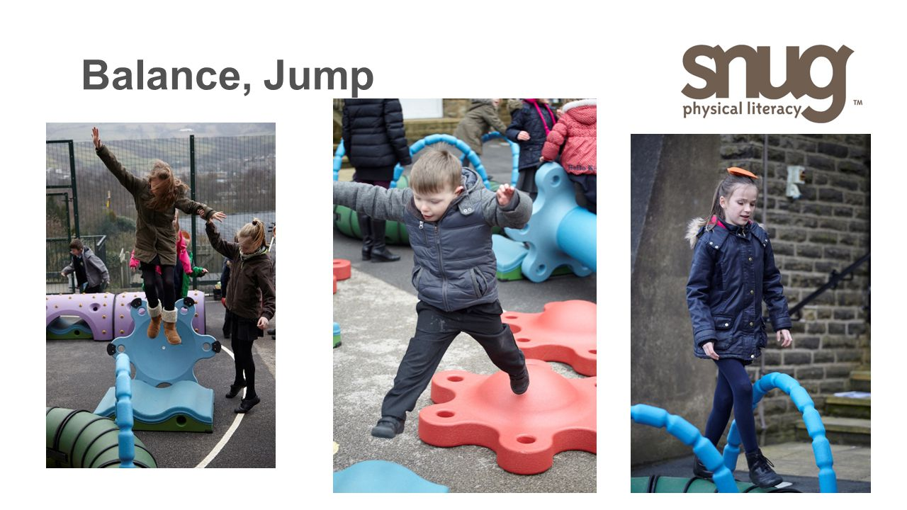 Balance, Jump