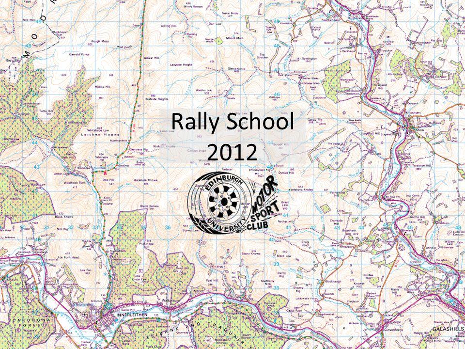 Rally School 2012