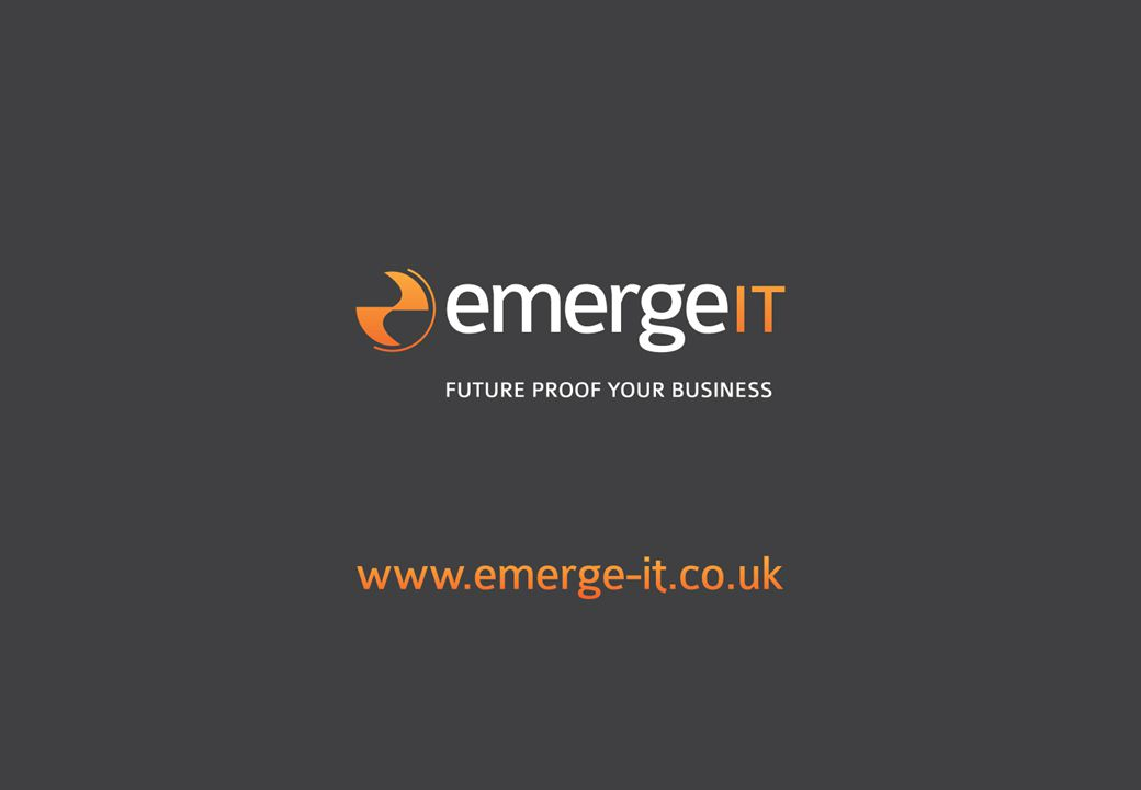 Emerge Priority User Conference – 18 th November 2011 08.30 – 09.30 Registration 09.30 – 09.45 Welcome address – Phil Nicholls & Meir Gabay 09.45 – 10.15 v15 and Silverlight – Carl Richards 10.15 – 10.30 World First foreign currency payments – Tom Longhurst, World First and Simon Barnett 10.30 – 10.45 Coffee 10.45 – 11.30 Priority mobile applications – Simon Barnett & Jason Aspden 11.30 – 12.00 Hillier Nurseries presentation – Martin White Button & HamiltonMansell & Stewart Hill & Hunt 12.00 – 12.30 LunchFI tourLunch 12.30 – 13.00Lunch/activity introLunch FI tour 13.00 – 13.30 FI tourLunch/activity introLunch/activity intro 13.35 – 14.20 Pitstop PracticeThrillTour 14.25 – 15.10TourPitstop PracticeThrill 15.15 – 16.00ThrillTourPitstop Practice 16.05 – 16.20 Pitstop Finale 16.25 – 16.40 Awards & Depart