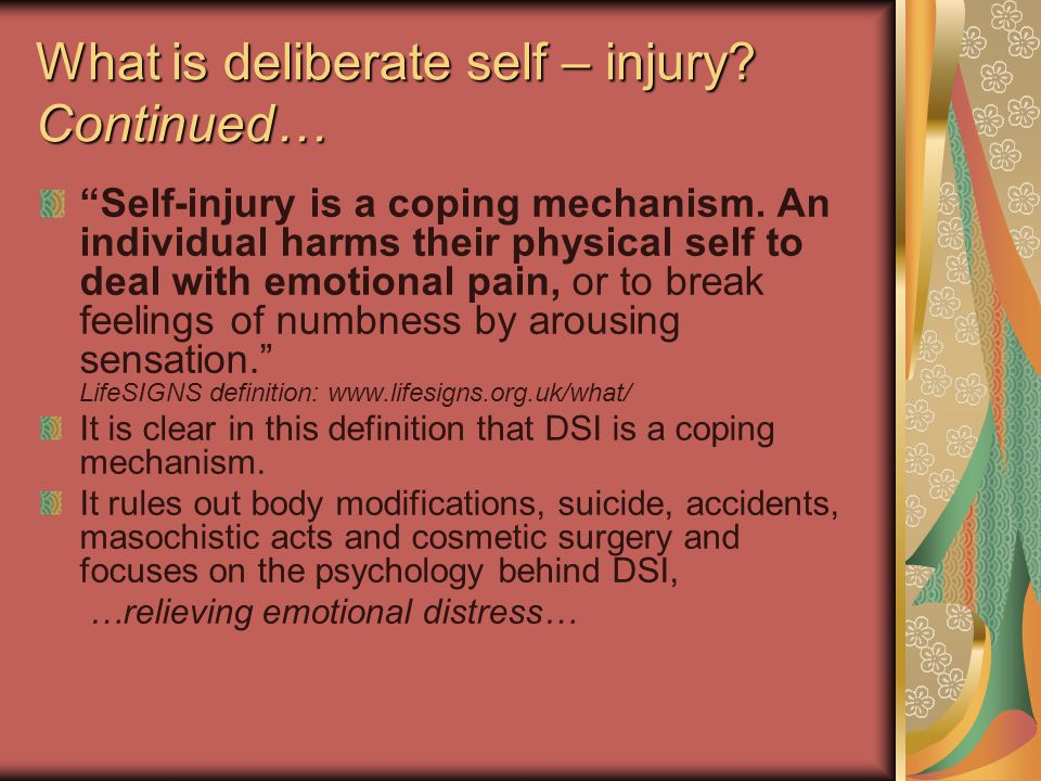 Copyright 2008 Helen Butterfield This presentation is the property of Helen Butterfield; Published by LifeSIGNS with permission; You are free to refer to this document for personal use only.