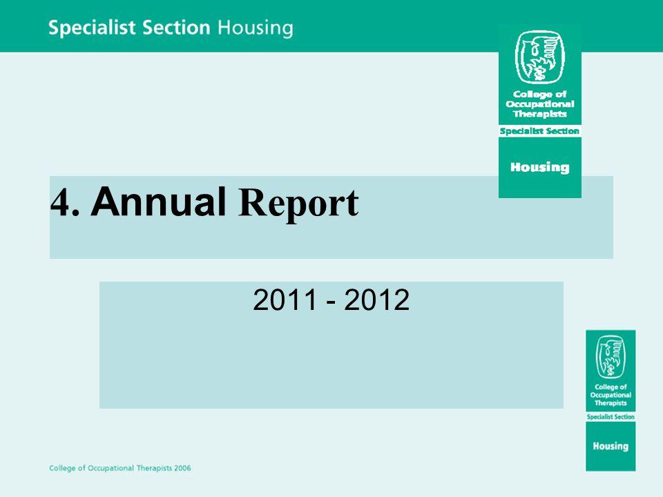 4. Annual Report 2011 - 2012