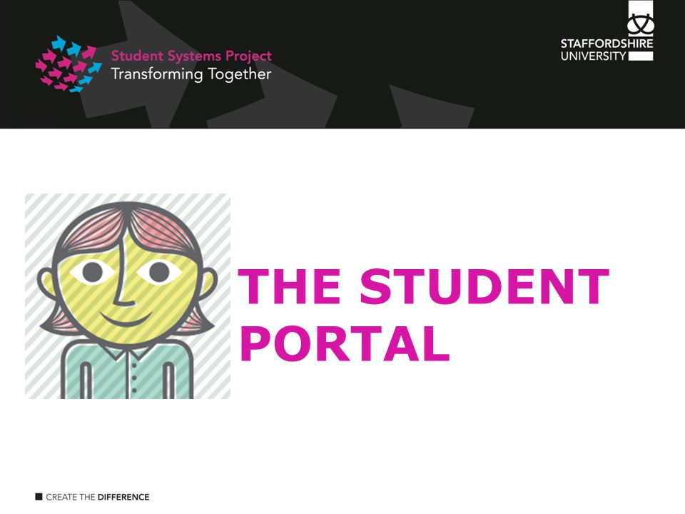 THE STUDENT PORTAL