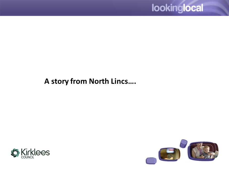 A story from North Lincs….