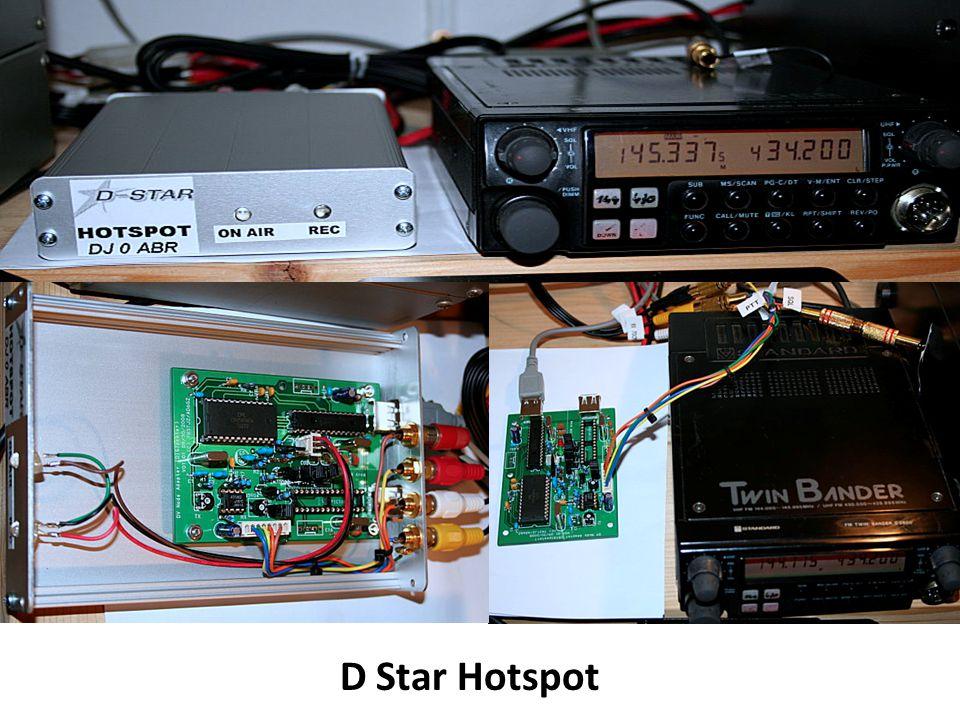 D Star Hotspot