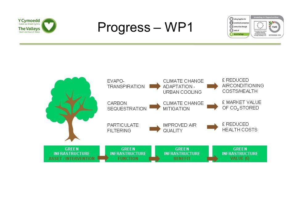 Progress – WP1